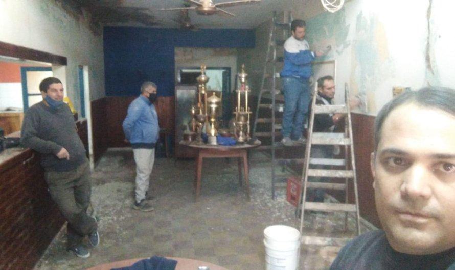Vélez Sársfield aprovecha la cuarentena para renovar su sede social