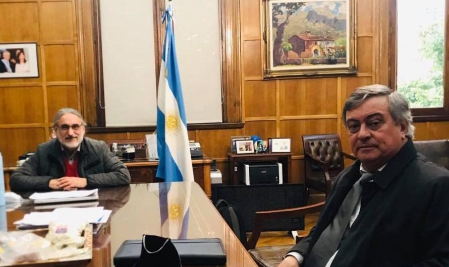 Selva se reunió con Ministro de Agricultura, Ganadería y Pesca