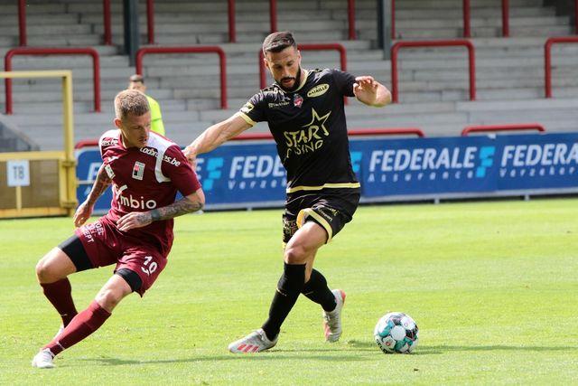 Matías Silvestre y Santiago Malano jugaron amistosos en Bélgica y Malta