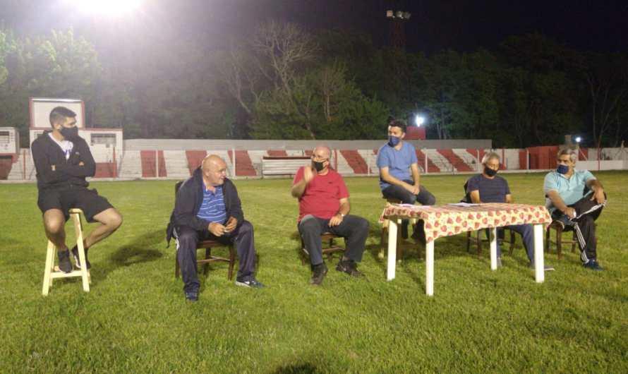 El 23 de enero vuelve el fútbol de Primera División en Mercedes