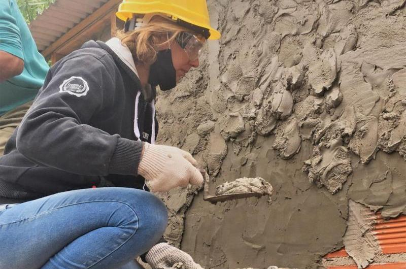 """Desarrollo Social y FOVISEE trabajan en """"Mejoramiento Habitacional Sustentable"""""""