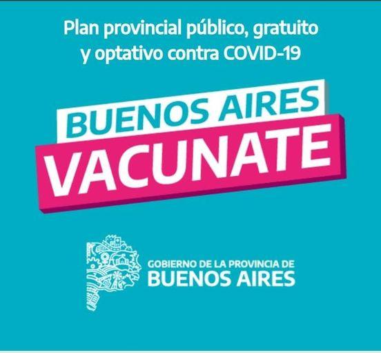 Docentes y auxiliares podrán inscribirse para recibir la vacuna