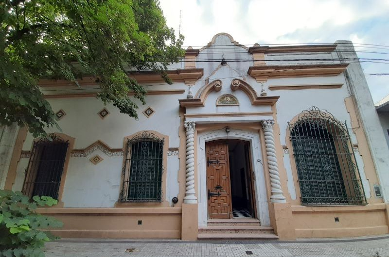 Patrimonio arquitectónico: ex casa del doctor Ortiz