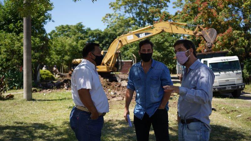 Construyen el Hospital Odontológico Universitario Municipal