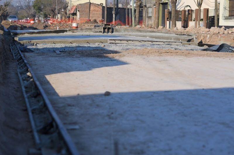 42 millones de pesos: Licitación para obras de pavimentación