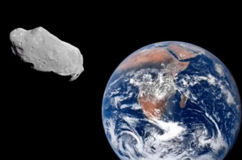 A toda velocidad, un asteroide pasará por la Tierra