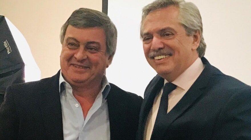 Selva es parte de comitiva que acompaña a Alberto Fernández a México