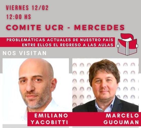 Diputados de Evolución recorrerán Mercedes junto a los candidatos locales