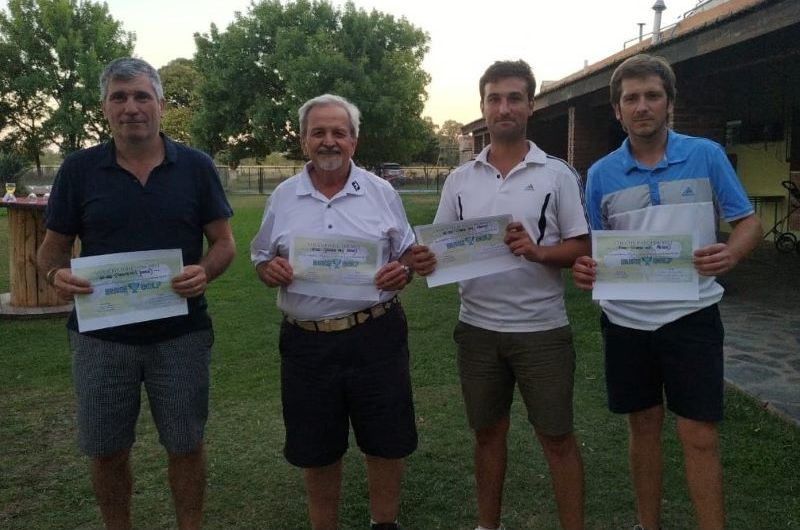 "Golf: ""Machucho"" Munarriz campeón de verano"