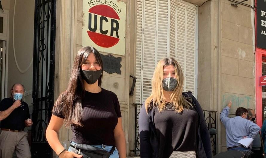 Juventud Radical Mercedes oficializó su nuevas autoridades locales