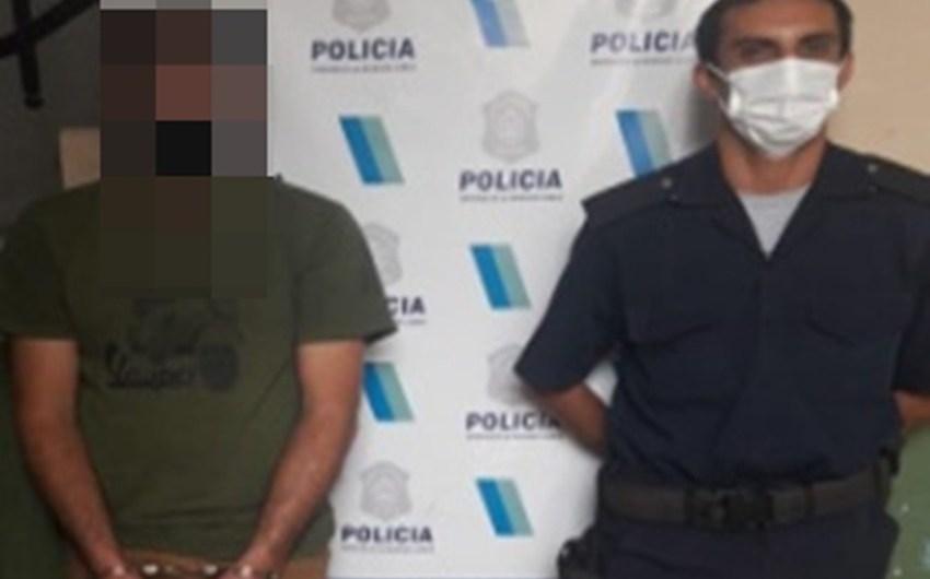 Lujanense detenido tras querer ingresar marihuana a la cárcel