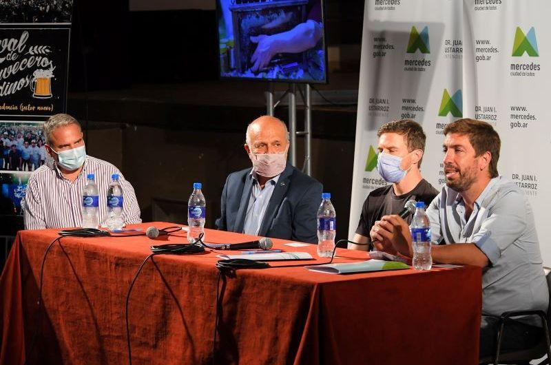Municipio firma convenio con Universidad de Luján para desarrollo de plan estratégico turístico