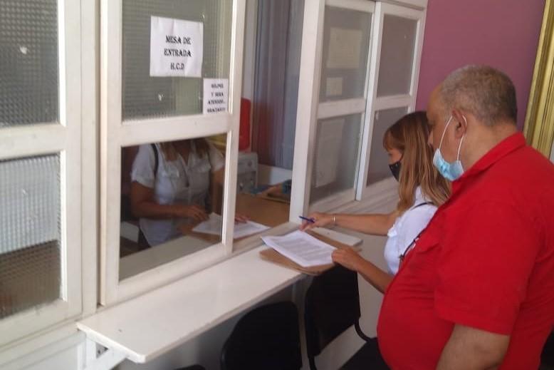 Denuncian persecución a delegados municipales por haber propuesto aumento salarial