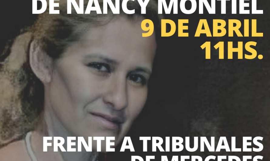 Se movilizan a Tribunales por la libertad de Nancy Montiel