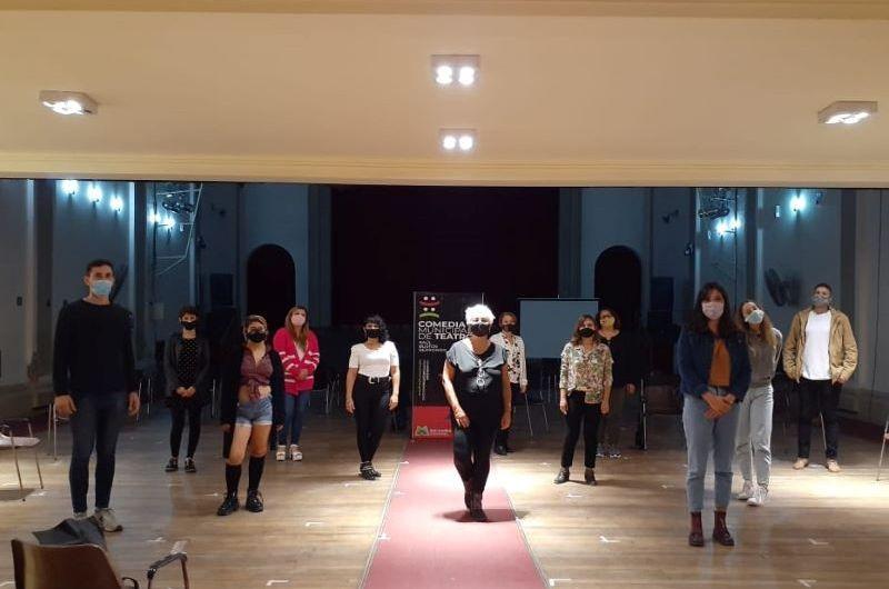 Confirman el elenco teatral que presentará «Mujeres Mandarinas, se trata de todas»