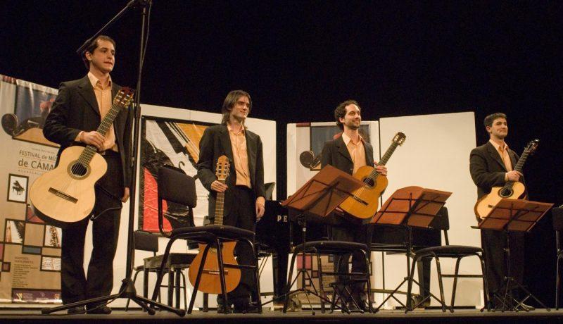 """Pro Arte Mercedes presenta el Cuarteto de Guitarras """"In Crescendo"""""""