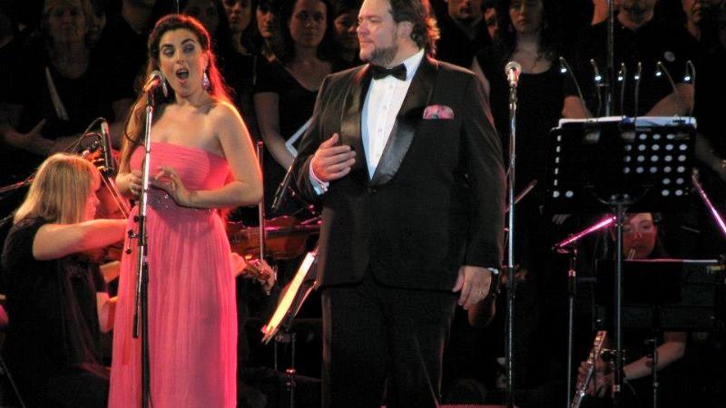 "Pro Arte Mercedes presenta: ""Gala Lírica"""