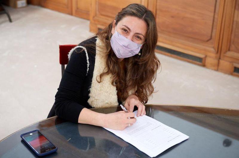 Vanesa Siley será pre candidata a diputada por el FdT