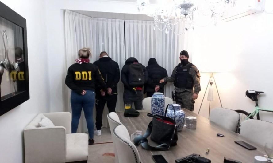 Centro de Monitoreo fue clave para dar con la banda que secuestró a Mercedino en Morón