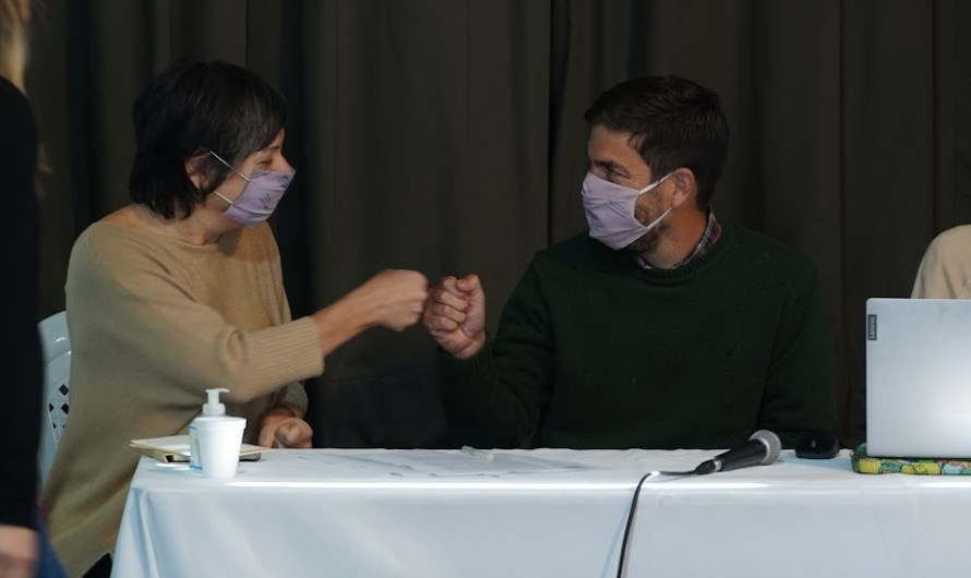 Zonificación: firma de convenio con Universidad de Gral. Sarmiento y reunión con múltiples sectores