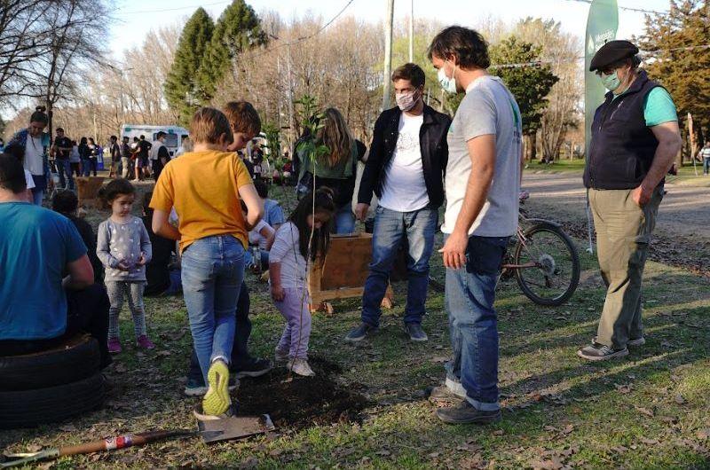 """Actividades en el Parque con las """"Jornadas por el Cambio Climático"""" con arte, cultura, deporte y educación"""
