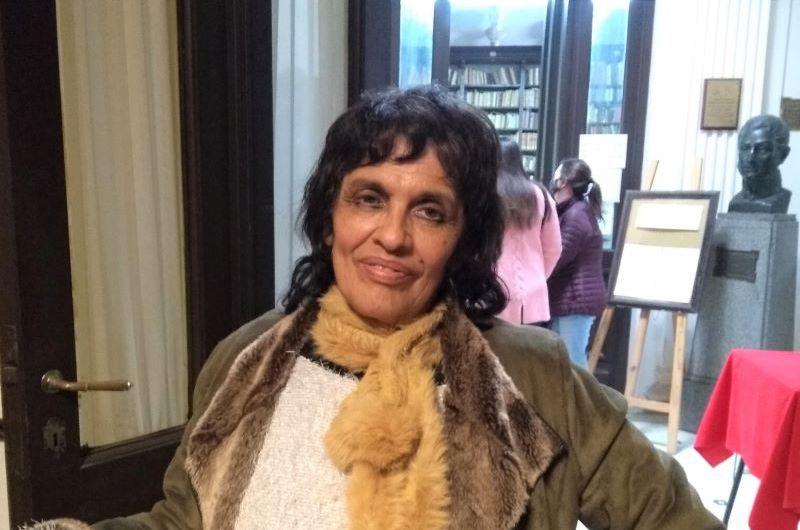 Olga Alicia Coronel, nueva presidenta de la Biblioteca Sarmiento
