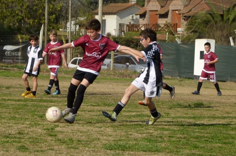 Volvió el futbol para los más chicos