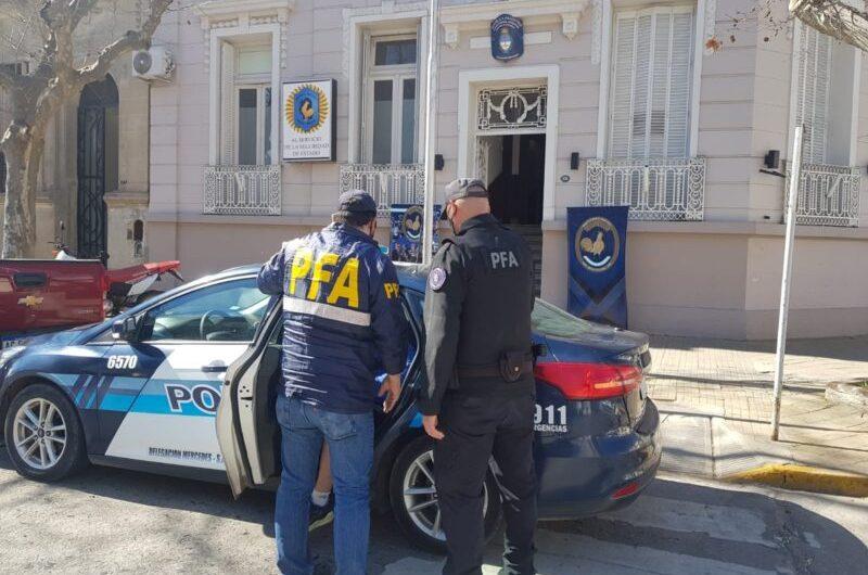 Capturaron a mercedino acusado de tráfico de drogas