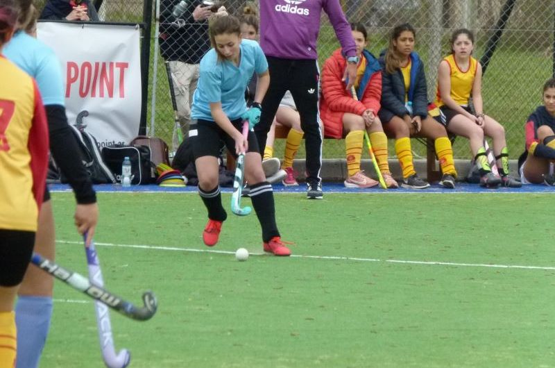 Hockey Femenino: Segunda fecha en la Cancha Municipal