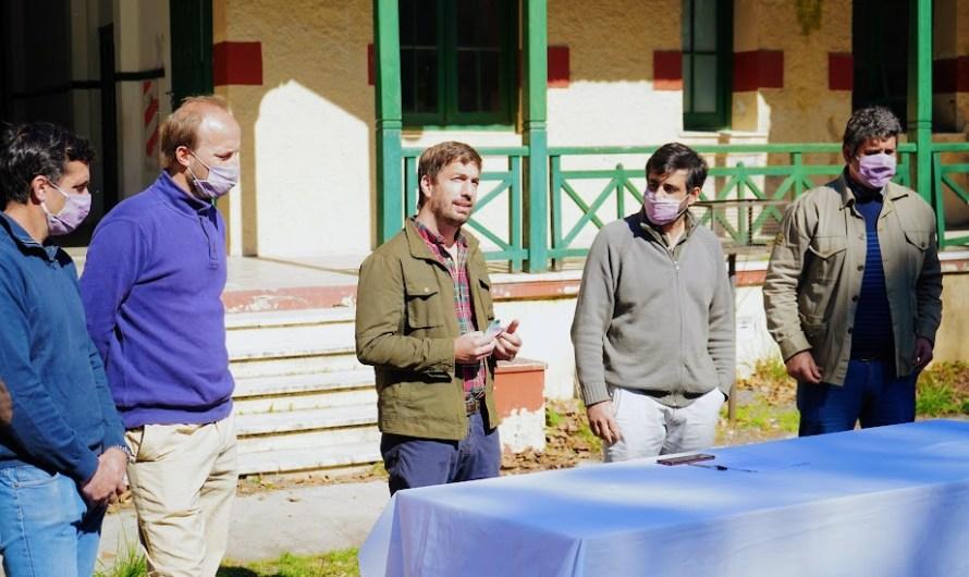 Convenio entre el Municipio y el Instituto Nacional de Semillas