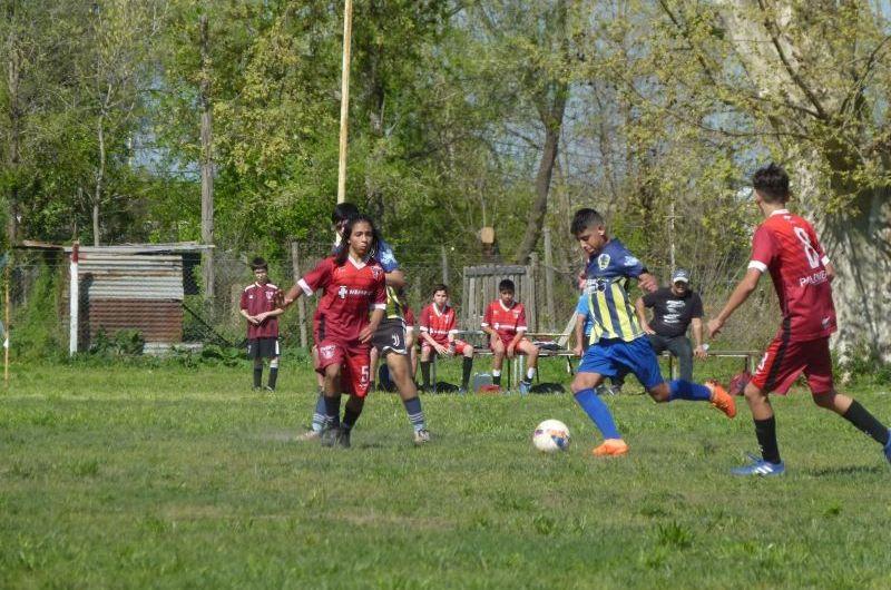 Futbol Infanto Juvenil: Se completó la segunda fecha de inferiores