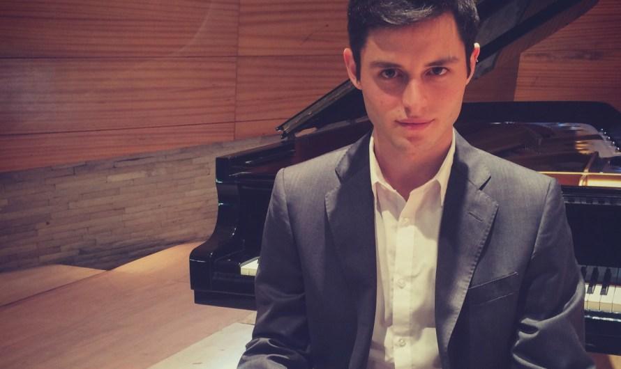 El Dúo Hauxwell –  violín –  Frydman  – piano – en el ciclo de Pro Arte Mercedes
