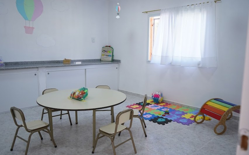 Barrio Facundo Quiroga tiene su Espacio de Primera Infancia