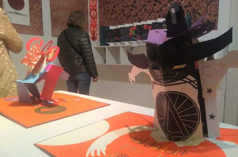 Grabado expandido en una nueva sala de exposición de El Limonero