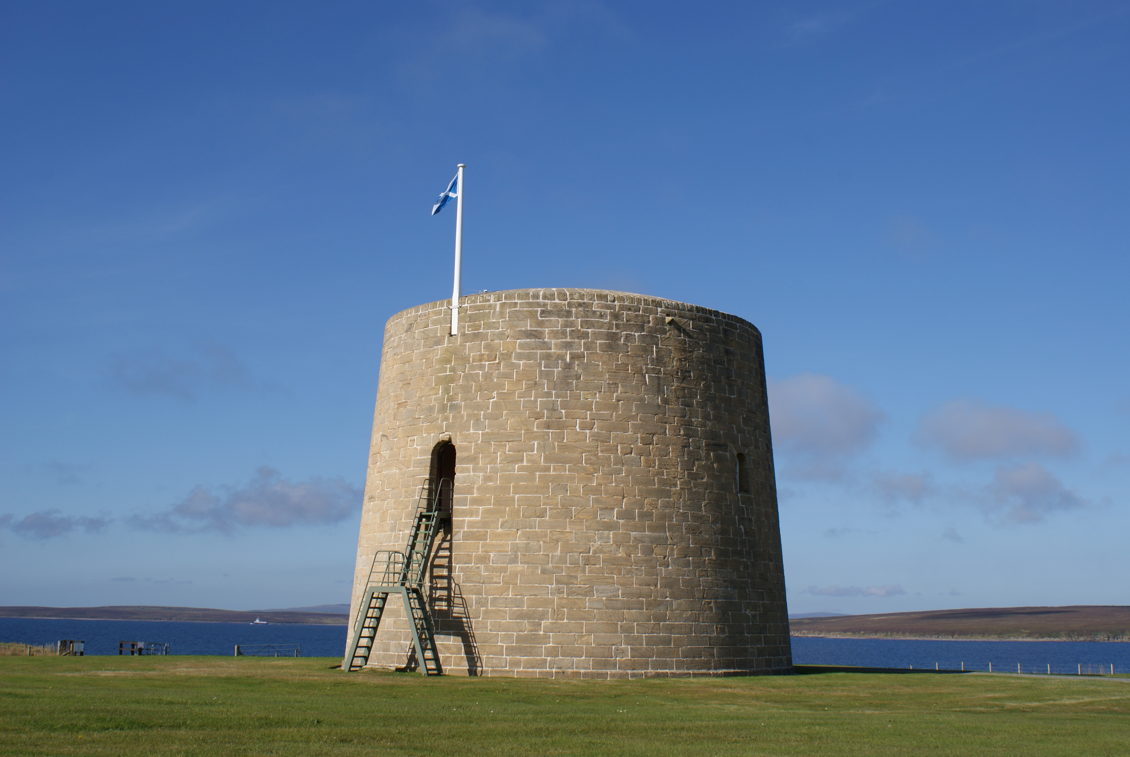 Martello Towers Hoy Orkney