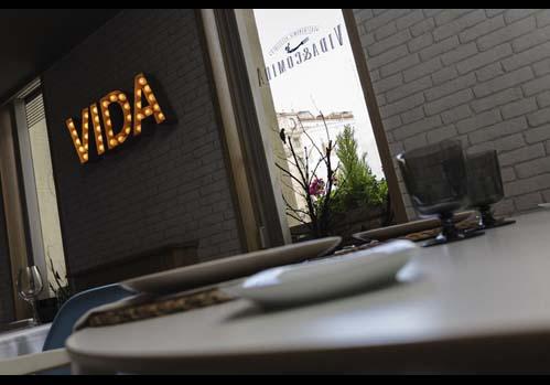 restaurante vida y comida