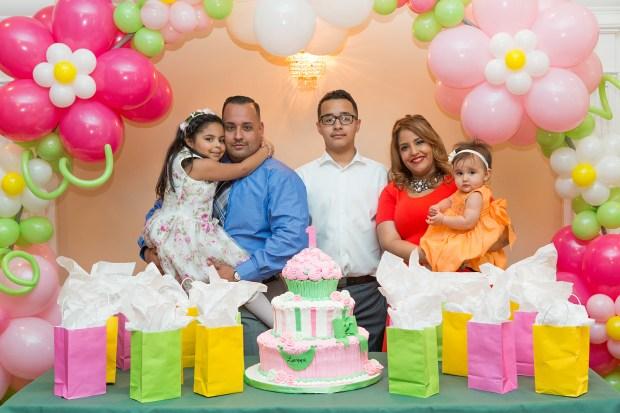 Leannas 1st Birthday Party-47