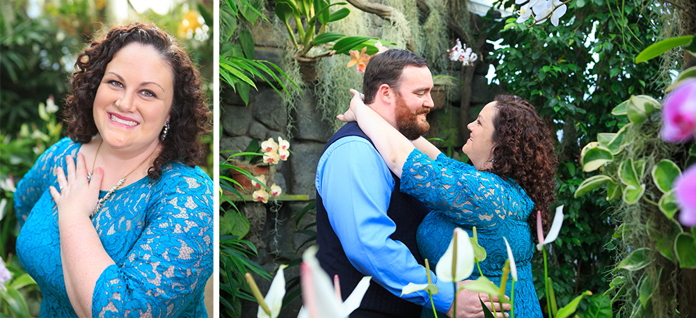 orchid-conservatory-greenhouse-engagement-session-new-jersey