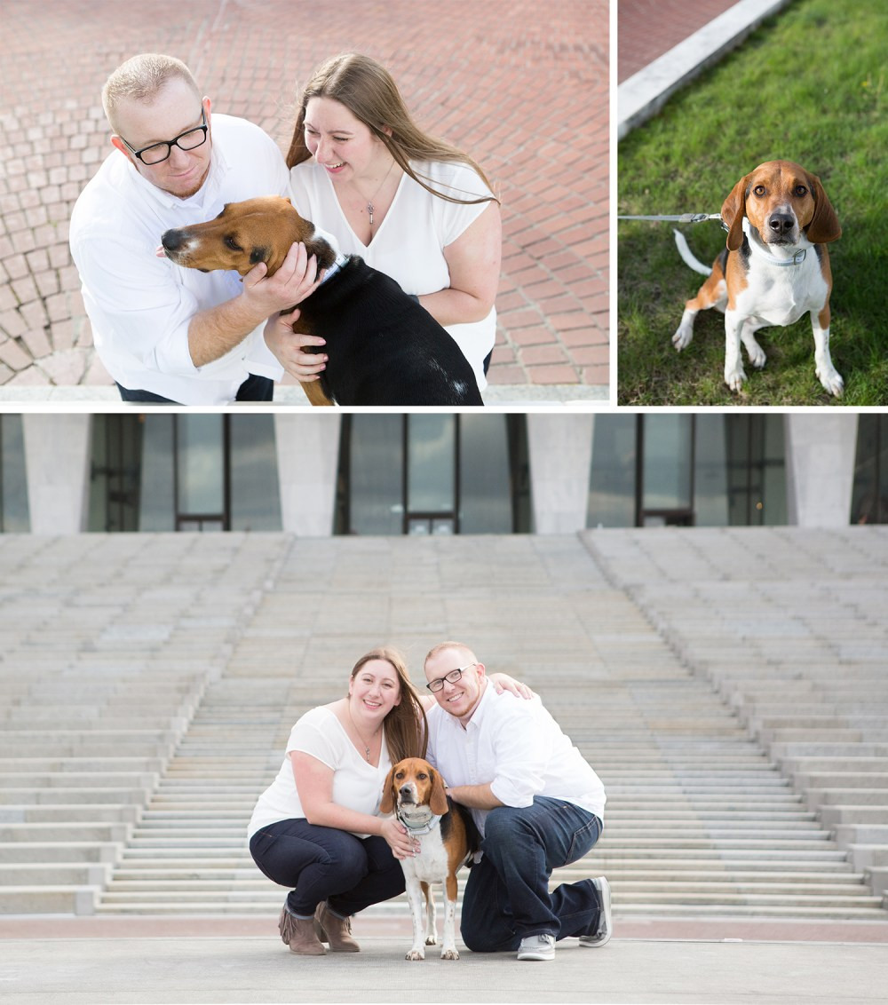 Engagament-Photos-with-Dog