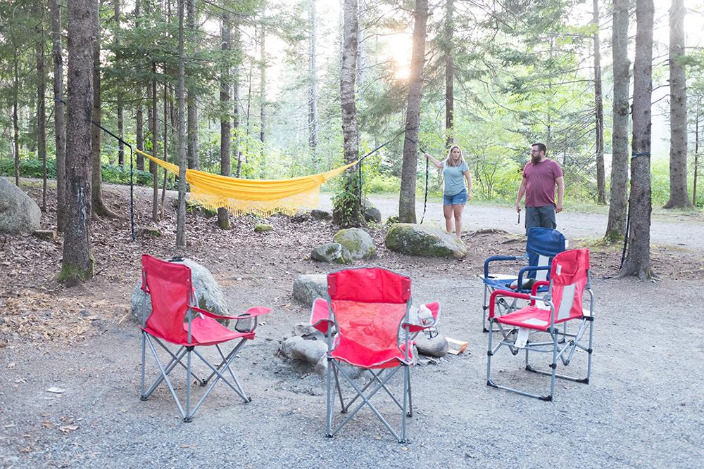 Hadleys Point Camp Ground