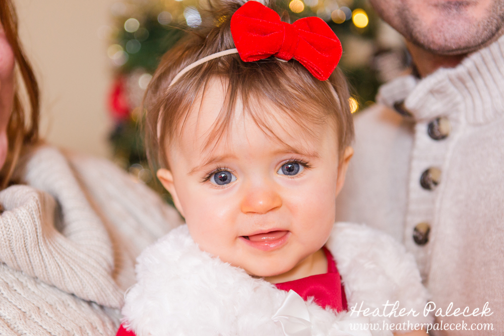 Winter 1st Birthday Photos