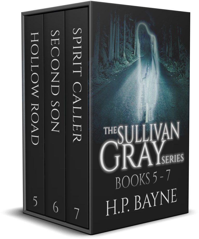 Sully Gray Series 2