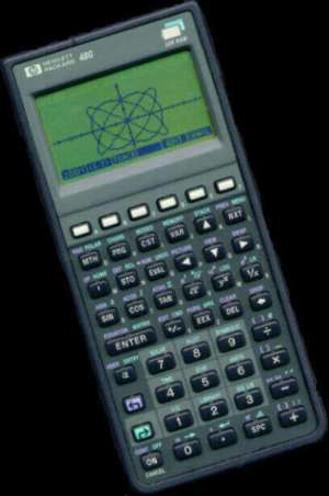 HP Calculator Pictures