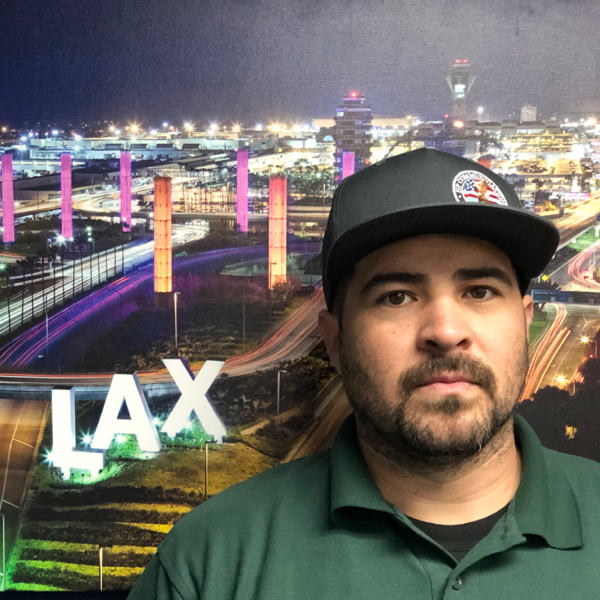 DANIEL GONZALEZ, SOUTH LOS ANGELES AREA MANAGER
