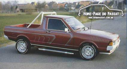 Passat Pick-up