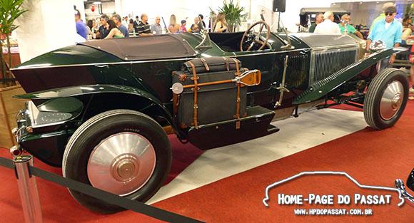Rolls Royce 1927 - Village Classic Cars