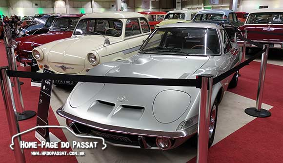Village Classic Cars 2019 - Opel GT