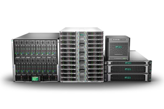 HPE proliant gen 10 servers image