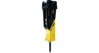 SU85 SOOSAN Hydraulic Breaker SB121