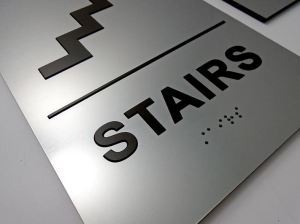 star ADA sign